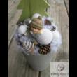 Hóembert építő fiú