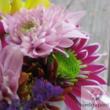Bögrés virágdísz