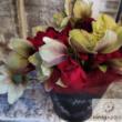 Vörös virágok Hunyorral