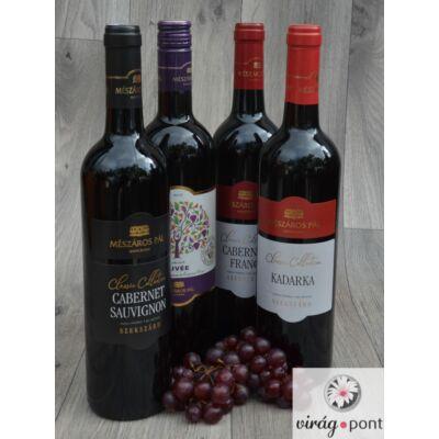 Mészáros Pál vörösbor